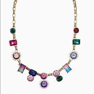 Kate spade candy crush statement necklace